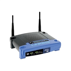 Linksys WRT54GL Wireless-G Wireless Router