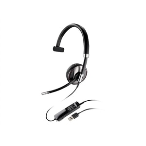 Plantronics Blackwire C710-M - 700 Series - headset with mic - on-ear - wired