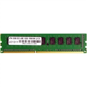 2GB DDR3 1600 MHz (PC3-12800) ECC UBE 1Rx8 8K Unbuffered UDIMM