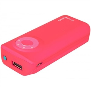 Urban Factory Emergency Battery - External battery pack 5600 mAh - Pink