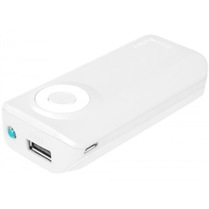 Urban Factory Emergency Battery - External battery pack 5600 mAh - White