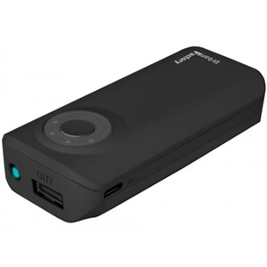 Urban Factory Emergency Battery - External battery pack 5600 mAh - Black