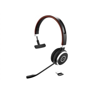 Jabra Evolve 65 Ms Mono Headset On Ear Convertible Bluetooth Wireless Nfc Usb Dell Usa