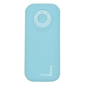 Urban Factory Emergency Battery - External battery pack 5600 mAh - Blue