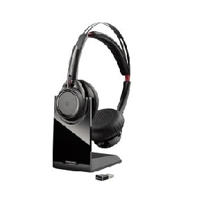Plantronics Voyager Focus Uc B825 M Headset For Microsoft Lync Dell Usa