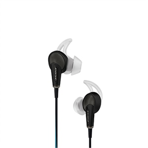Bose QuietComfort 20 Acoustic Noise Cancelling headphones black (iOS)