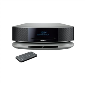 Bose Wave SoundTouch music system IV - Audio system - platinum silver