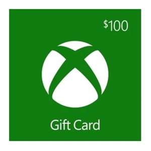 Microsoft XBOX $100 Digital Gift Card