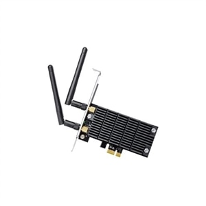TP-LINK Archer T6E PCIe Network adapter- 802.11ac, 802.11n, 802.11g, 802.11b