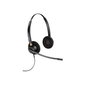 Poly EncorePro HW520 - Headset - on-ear - wired - Quick Disconnect