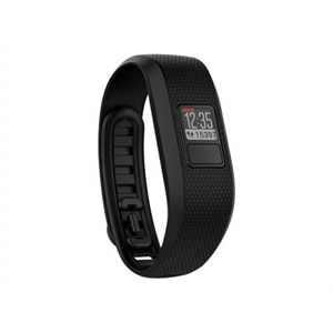 Garmin vívofit 3 activity tracker with band - black - black