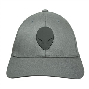 Alienware Gaming Gear Gray Hat - Large XL  df95c4e8042c