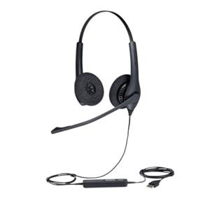 Jabra Biz 1500 Mono Headset On Ear Wired Usb Dell Usa