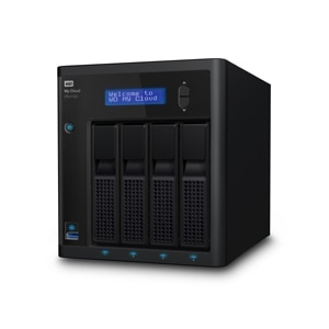 WD My Cloud PR4100 WDBNFA0160KBK - NAS server - 16 TB | Dell USA