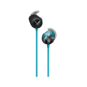 Bose SoundSport Wireless In-Ear Headphones with Mic - Aqua