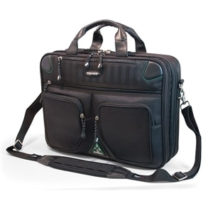 Mobile Edge ScanFast ScanFast 15.6-inch to 16-inch Sorona Briefcase 2.0 - Laptop carrying case - 15.6-inch - 16-inch ...