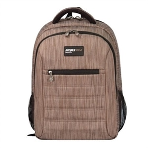 Mobile Edge SmartPack - Laptop carrying backpack - 15.6-inch - wheat