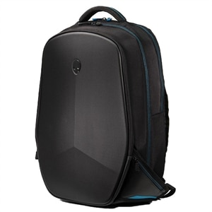 Alienware Vindicator V2.0 Backpack - 13-Inch - Black with Teal