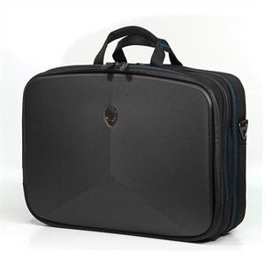 Alienware Vindicator V2.0 Laptop Carrying Case - Black/Teal - 13 Inch