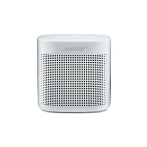 Bose Soundlink Color Portable Bluetooth Speaker Ii Polar White Dell Usa