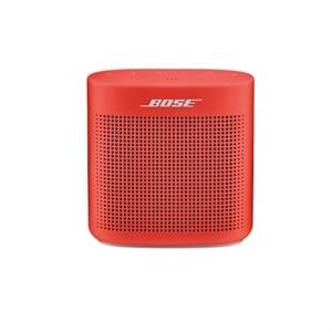 Bose SoundLink Color Bluetooth Speaker II - Coral Red   Dell USA