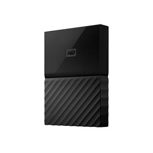 WD My Passport portable 1TB USB 3 0 external hard drive - Black