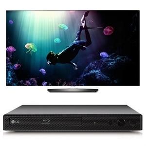 LG OLED 55 Inch 4K Ultra HD Smart TV OLED55B6P UHD TV with