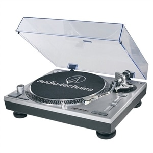 Audio-Technica AT-LP120-USB Direct Drive Professional Turntable with USB