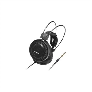 Audio-Technica ATH AD500X - Headphones - full size - wired - 3.5 mm jack