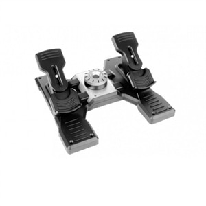 Logitech Flight Rudder Pedals - Pedals - wired - for PC | Dell USA