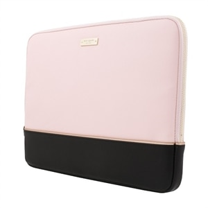 big sale 700b2 e4b6b kate spade new york Color Block Sleeve - 13 (Black / Rose Quartz ...
