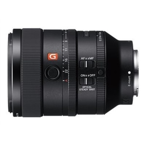 Sony G Master SEL100F28GM - Telephoto lens - 100 mm - f/2.8 FE STF GM OSS - Sony E-mount