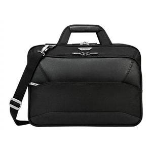 Targus Mobile VIP Topload - Laptop carrying case - 15.6-inch - black