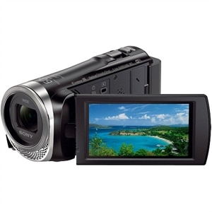 Sony Handycam HDR-CX455 - camcorder - Carl Zeiss - storage: flash card