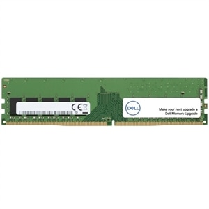 Dell Memory Upgrade - 8GB - 1RX8 DDR4 UDIMM 2400MHz ECC