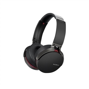 Sony MDR-XB950B1 - Headphones - on-ear - wireless - Bluetooth - black