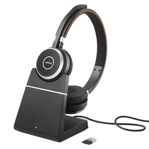 Jabra Evolve 65 With Charging Stand Dell Usa