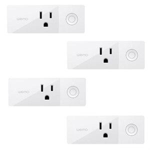 Linksys WeMo Mini Smart Plug - Pack of 4 | Dell USA