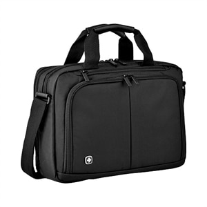 Wenger SOURCE Laptop Brief - Laptop carrying case - 14-inch - black