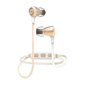 iHome iB29 - Earphones with mic - in-ear - Bluetooth - wireless