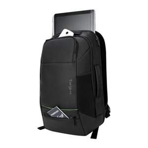 Targus EcoSmart Balance - Laptop carrying backpack - 16-inch - black