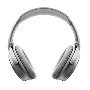 Bose® QuietComfort® 35 Wireless Noise Cancelling Headphones II - Silver