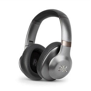 JBL Everest Elite 750NC Headphones with mic Full Size Bluetooth Wireless Active Noise Canceling - Gunmetal