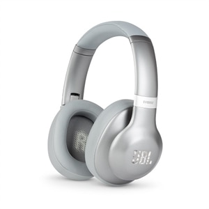 JBL Everest 710 Headphones with mic Full Size Wireless Bluetooth - Silver