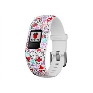 Garmin vívofit jr 2 - Disney Minnie Mouse - activity tracker with band - Bluetooth - 0.85 oz