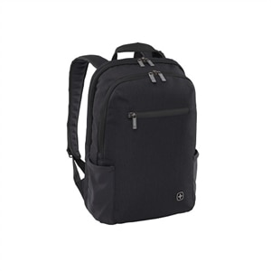 Wenger CityFriend Notebook Carrying Backpack 16 Inch - Black