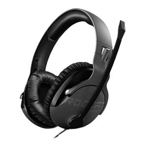 ROCCAT Khan Pro Headset Full Size Wired 3.5 mm jack - Gray