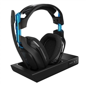 ASTRO A50 + Base Station - for PS4 - headset - with ASTRO Wireless XB1 5 GHz Base Station Transmitter/Charging Stand