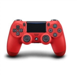 Sony Entertainment DualShock 4 Wireless Controller Magma Red