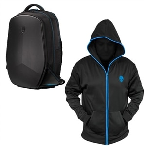 Alienware Vindicator Laptop carrying backpack